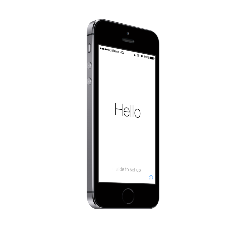 Welcome-Screen_iphone5s_spacegrey_side1