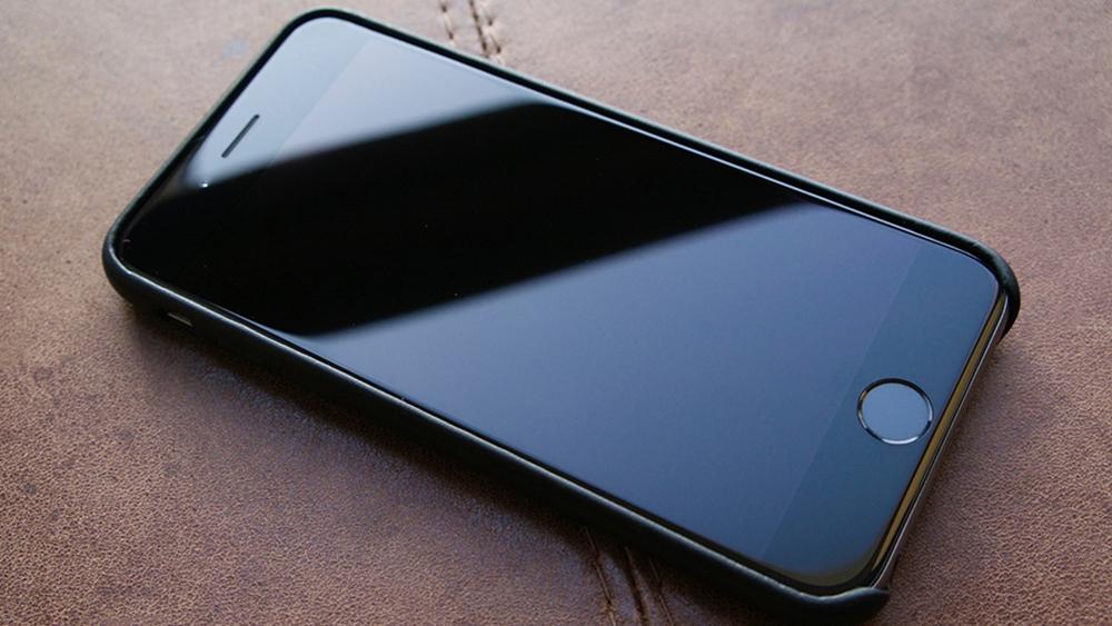 чистый iPhone