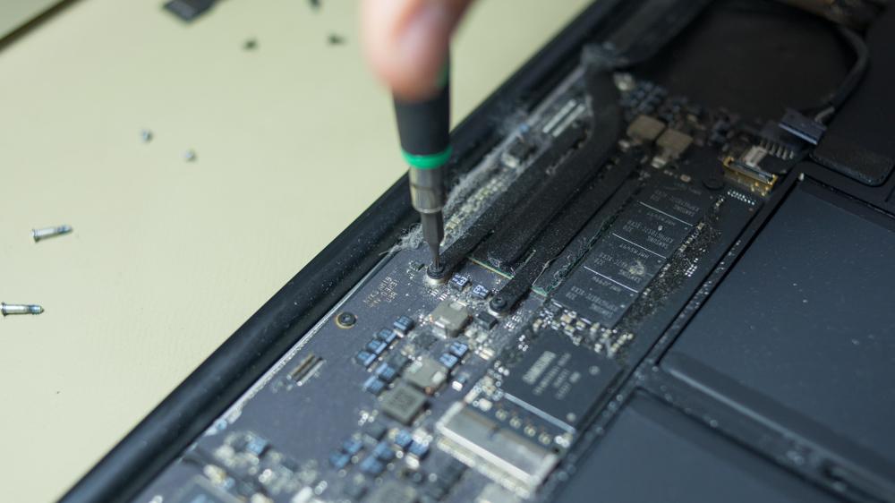 радиатор MacBook