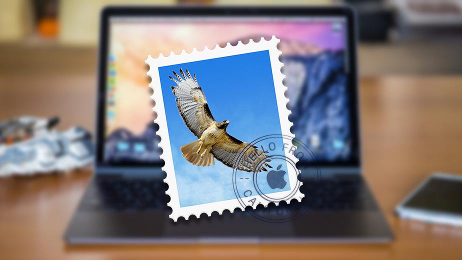 Как настроить панель управления в Mail на Mac