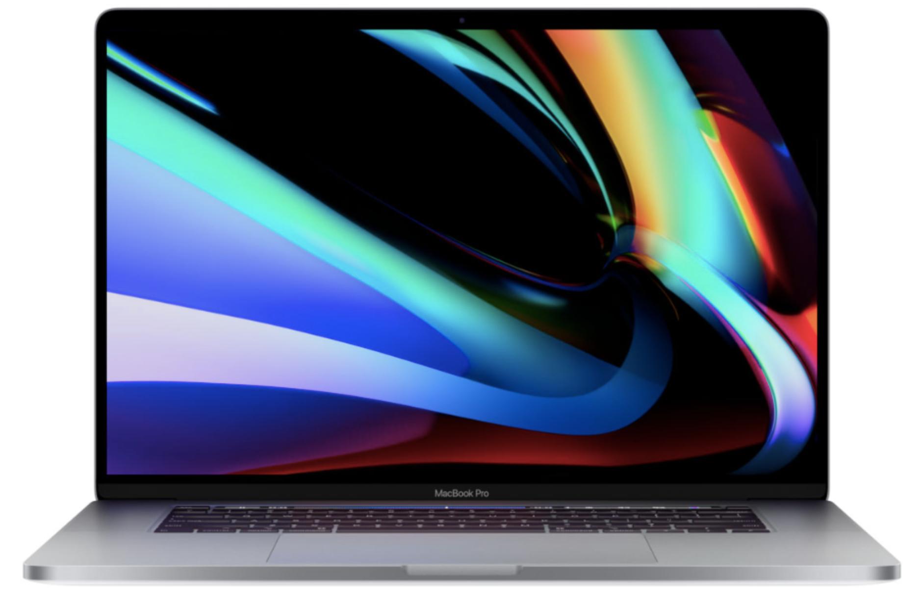 MacBook Pro 16 дюймов