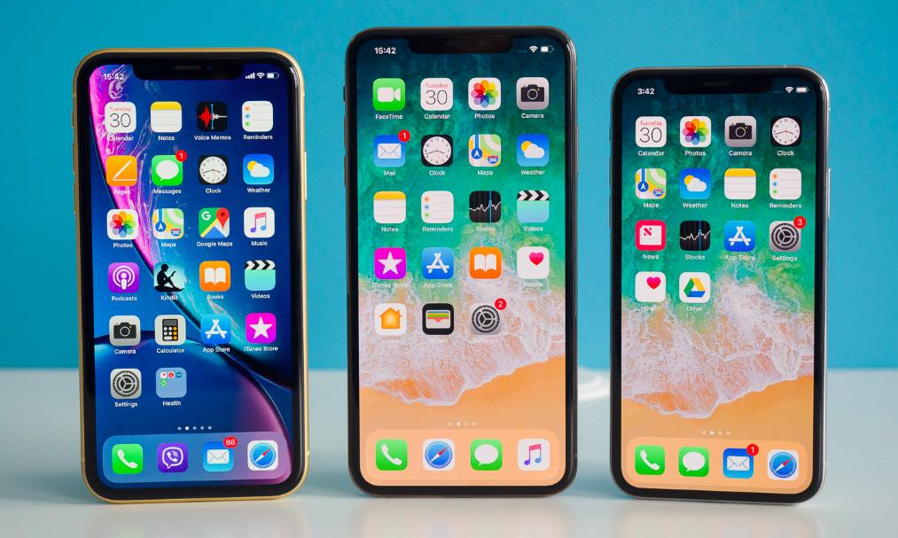 Новые iPhone получат OLED-дисплеи