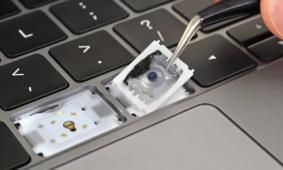 Ремонт клавиатуры MacBook в UiPservice