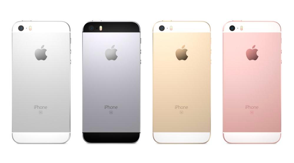 iPhone SE второго поколения показали на реалистичных изображениях