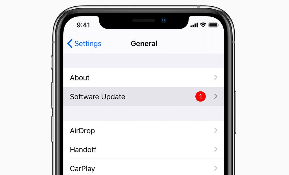 Как удалить скачанное обновление iOS и освободить место на iPhone