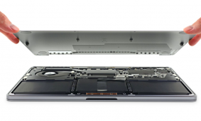 Модульная замена компонентов MacBook в UiPservice