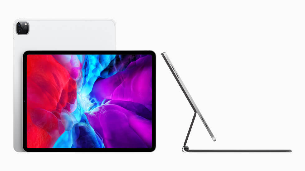 Apple представила новые iPad Pro и MacBook Air