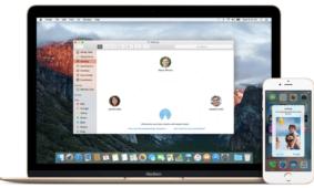 Как быстро передавать файлы между iPhone и Mac
