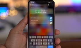 Скрытые возможности поиска Spotlight на iPhone