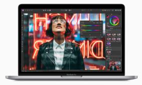Apple выпустила новый 13-дюймовый MacBook Pro