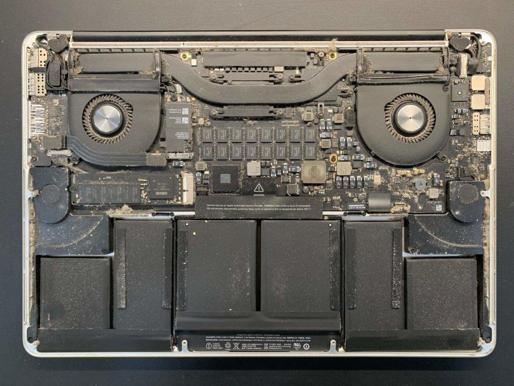 Зачем и как часто чистить MacBook