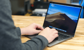Как установить пароль на папку на компьютере Mac