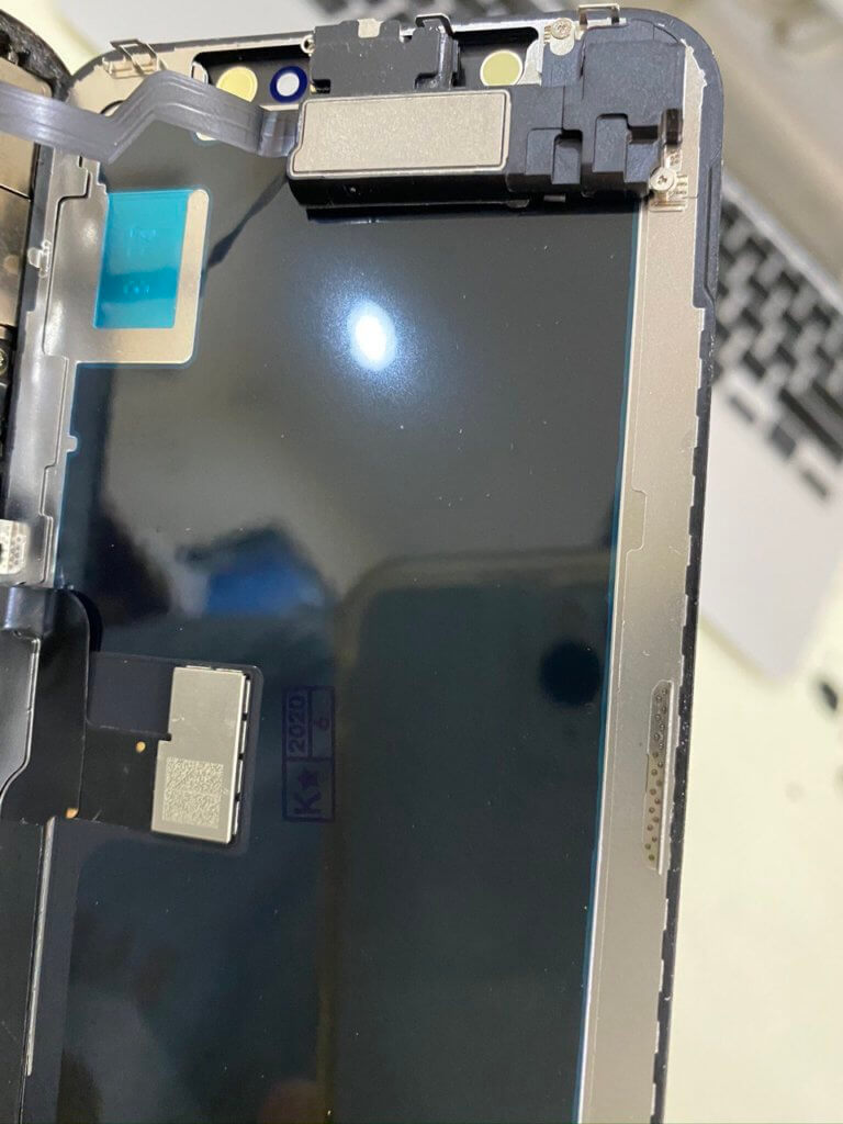 китайский дисплей iPhone X