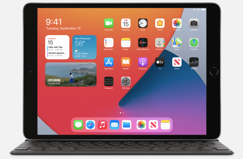iPad восьмого поколения