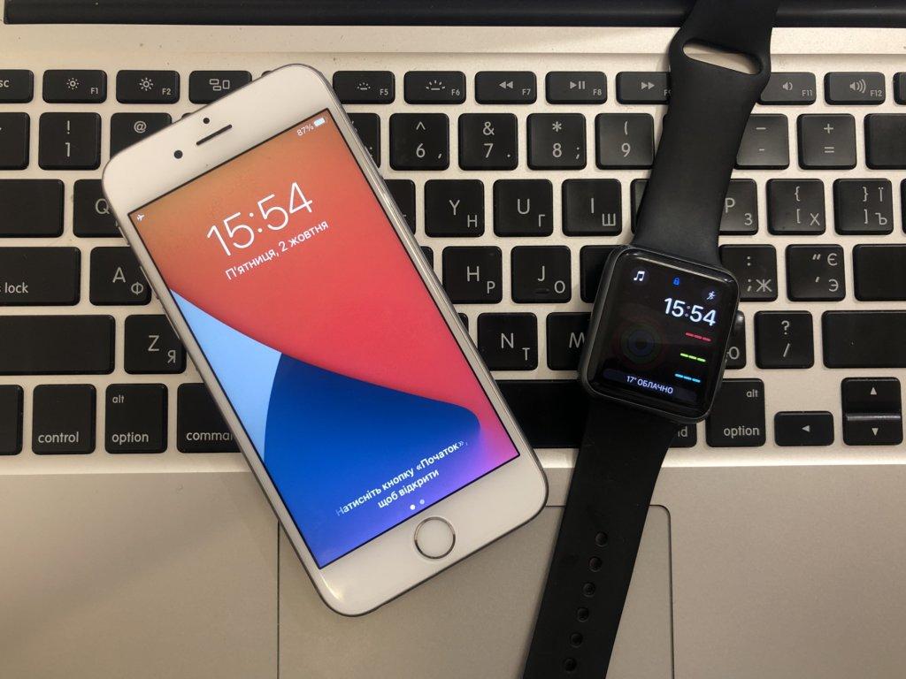 Как включить оптимизированную зарядку на iPhone и Apple Watch