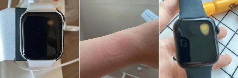 Apple Watch SE перегревается
