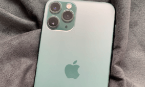 Как открывать приложения постукиванием по задней панели iPhone