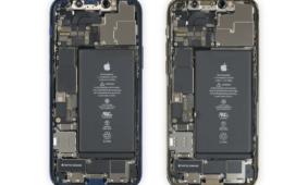 Некоторые компоненты iPhone 12 и iPhone 12 Pro взаимозаменяемые