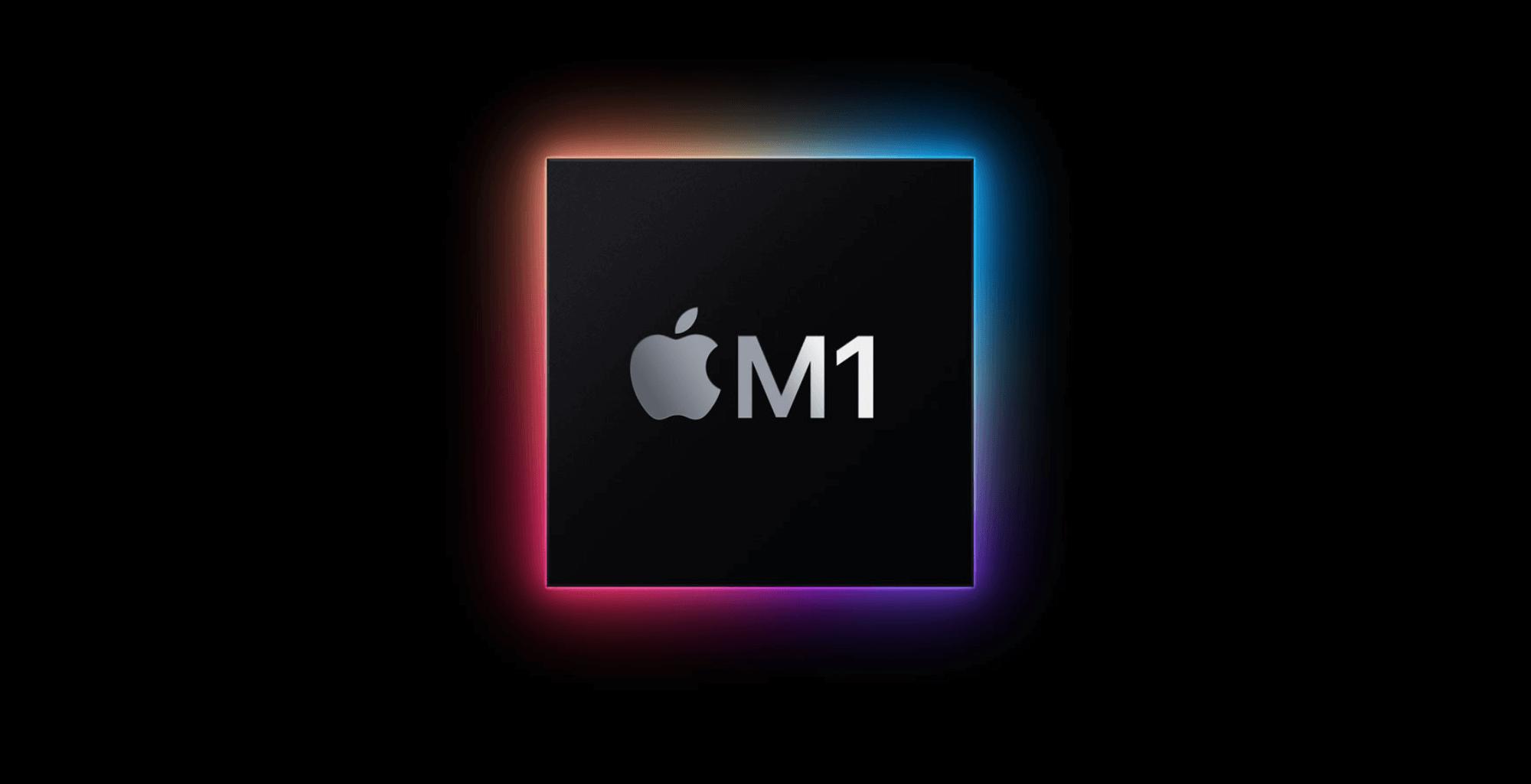 Apple представила первые Mac на базе Apple Silicon