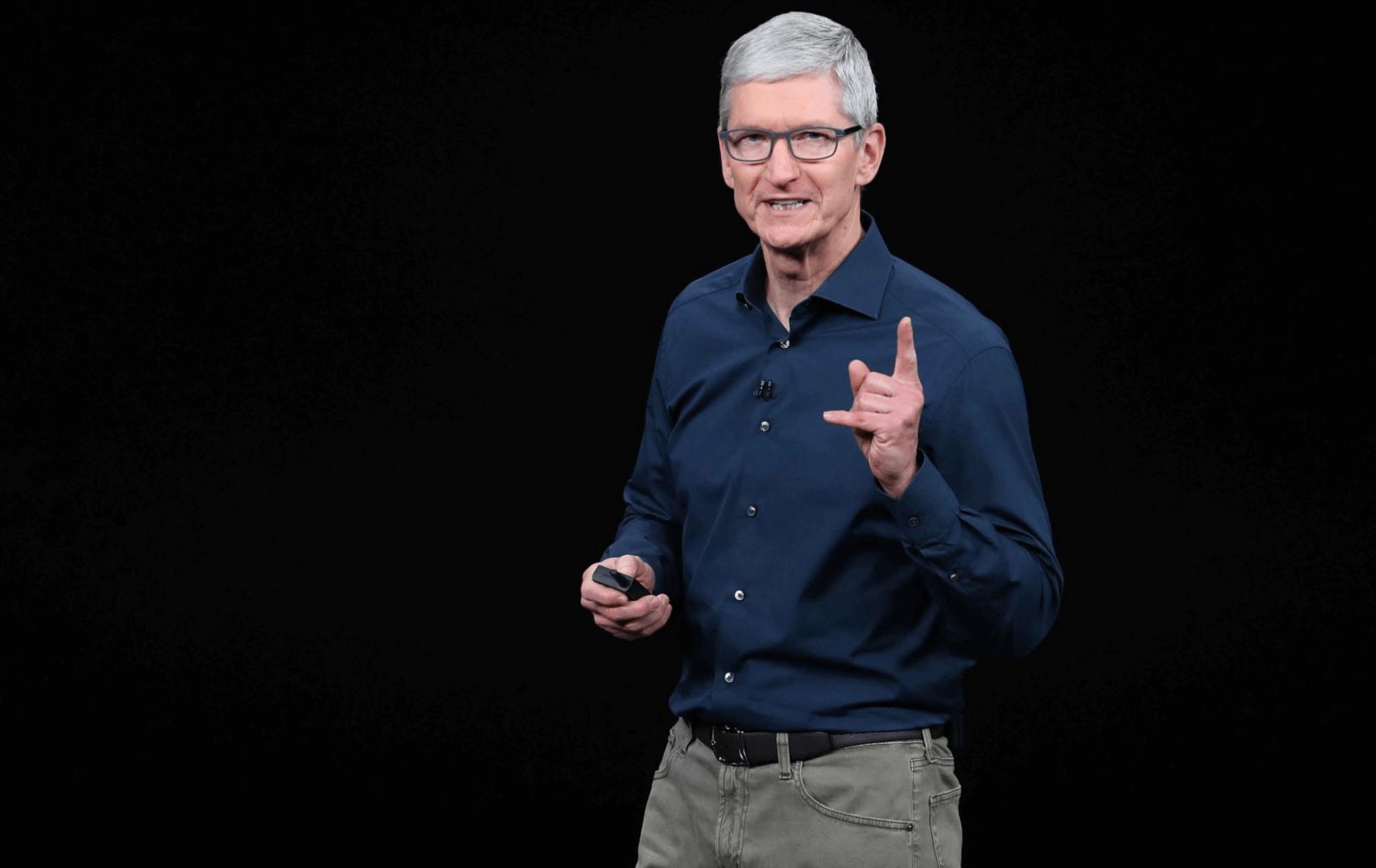 Внезапно: на следующей неделе Apple проведет еще одну презентацию